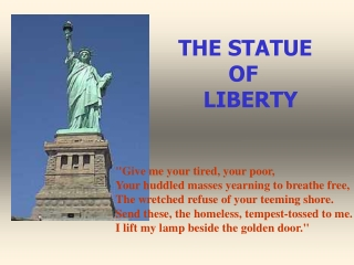 The Golden Statue ppt
