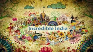 INCREDIBLE INDIA:  A BILLION OPPORTUNITIES by Susmita  G Thomas Ambassador of India  Turkey