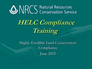 HELC Compliance Training