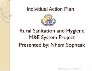 Individual Action Plan