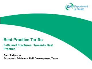 Best Practice Tariffs