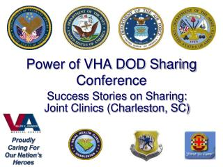 Power of VHA DOD Sharing Conference
