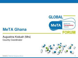 MeTA Ghana