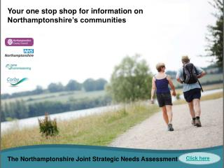 The Northamptonshire Joint Strategic Needs Assessment