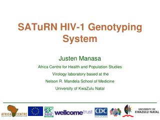 SATuRN HIV-1 Genotyping System
