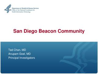 San Diego Beacon Community
