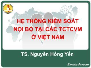 TS. Nguyễn Hồng Yến