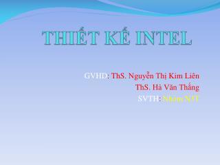 THI�?T K�? INTEL
