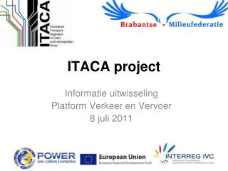 ITACA project