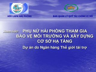 HÔI LHPN HẢI PHÒNG