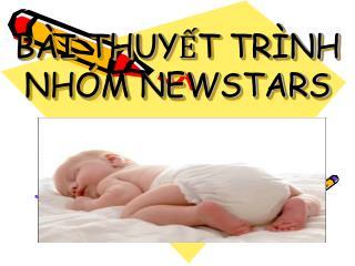 B�I THUY?T TR�NH NH�M NEWSTARS