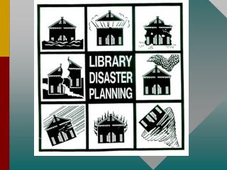 Disaster Planning for NH Libraries
