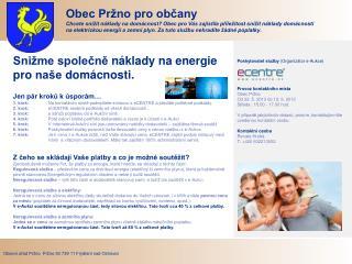 Obecní úřad Pržno  Pržno 50 739 11 Frýdlant nad Ostravicí