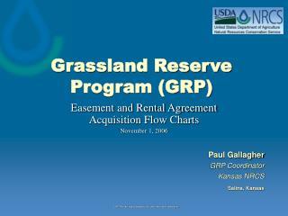 Grassland Reserve Program (GRP)