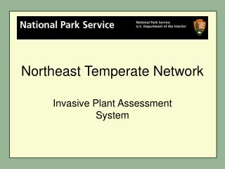 Northeast Temperate Network