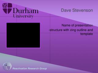 Dave Stevenson