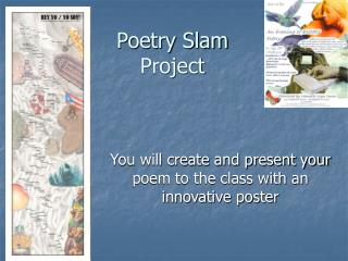 Poetry Slam Project