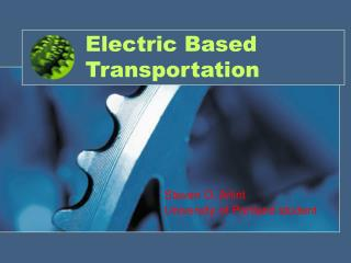 Electric Based Transportation
