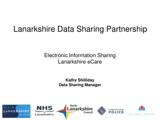 Lanarkshire Data Sharing Partnership