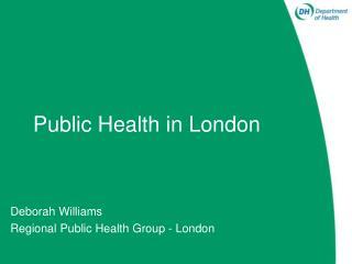 Public Health in London