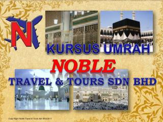 TRAVEL & TOURS SDN BHD