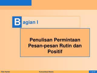 agian I