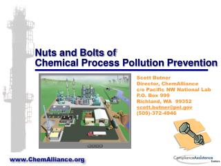 Nuts and Bolts of  Chemical Process Pollution Prevention