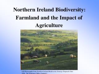 Northern Ireland Biodiversity: