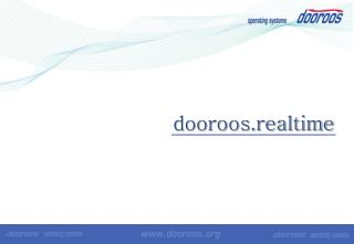 dooroos.realtime