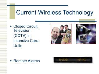 Current Wireless Technology