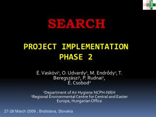 Project Implementation  phase 2