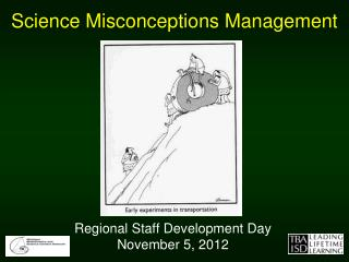 Science Misconceptions Management