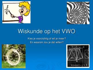 Wiskunde op het VWO