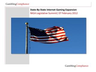State-By-State Internet Gaming Expansion