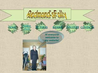 Redmond'sFolly