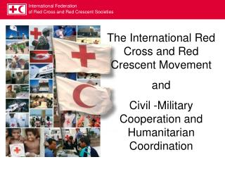 The International Red Cross and Red Crescent Movement and