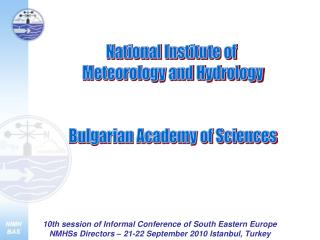 10th session of Informal Conference of South Eastern Europe