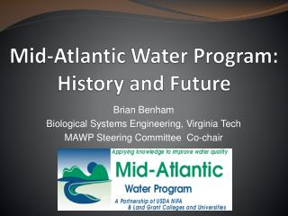 Mid-Atlantic Water Program: History and Future