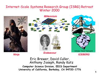 Internet-Scale Systems Research Group (ISRG) Retreat Winter 2000