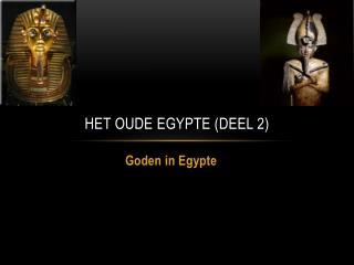Het oude  egypte  (deel 2)