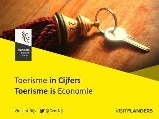 Toerisme  in  Cijfers Toerisme  is  Economie