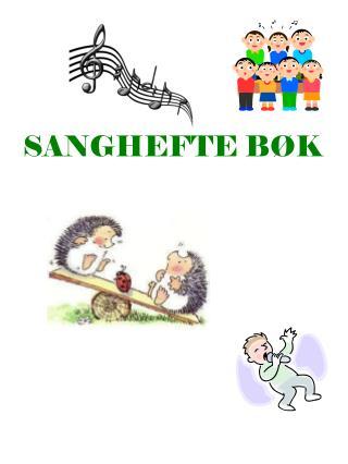 SANGHEFTE B�K