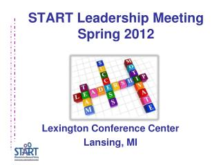 START  Leadership Meeting Spring  2012