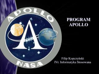 PROGRAM   APOLLO
