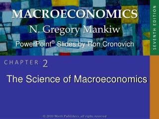 The Science of Macroeconomics