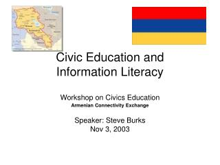 Civic Education and Information Literacy