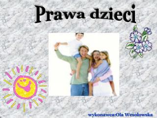 wykonawca:Ola Wesołowska