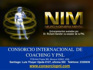 CONSORCIO INTERNACIONAL  DE COACHING Y PNL