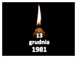 """Kampania IPN """"Ofiarom stanu wojennego. Zapal światło wolności"""""""