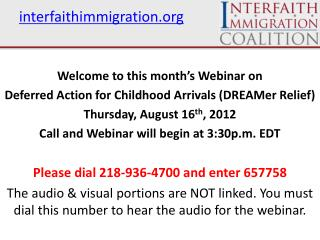 interfaithimmigration